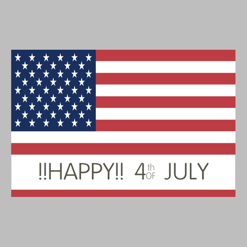 4th July Banner