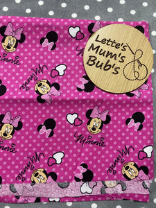 Made To Order Minnie Mouse Trolley Bar Cover
