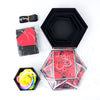 DIY Handmade Hexagon Surprise Explosion Box For Valentine
