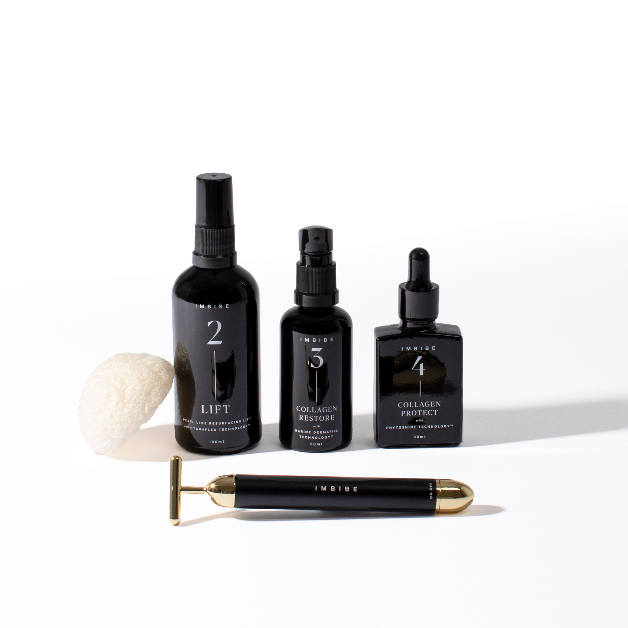 This 5 step skincare kit from Imbibe is active ingredient-packed to resurface skin and stimulate collagen production. Official Imbibe stockist. Afterpay It.