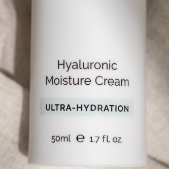 LaMav Hyaluronic Moisture Cream. This moisture-locking ultra-hydrating day cream delivers a radiant and visibly plump glow. Shop at Skinbase Beauty.