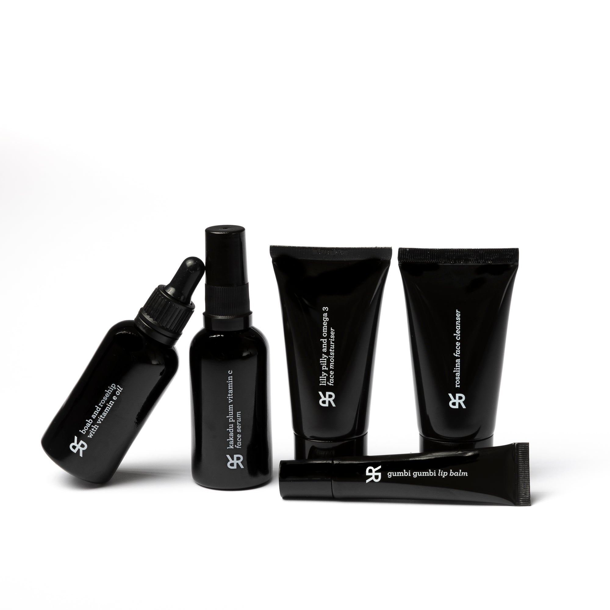 Rohr Remedy Skincare Set. Shop now at Skinbase Beauty.