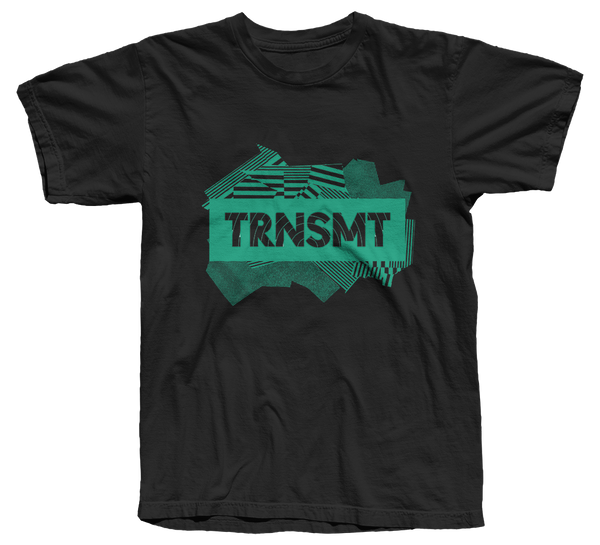 TRNSMT 2018 FRI 29 JUNE DAY EVENT T-SHIRT (BLACK)