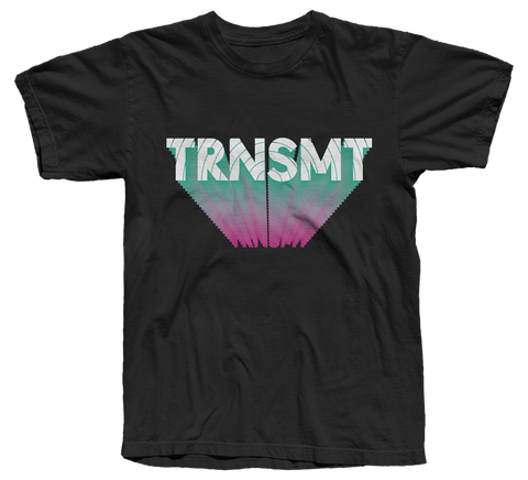 TRNSMT 2018 FULL EVENT T-SHIRT (BLACK)