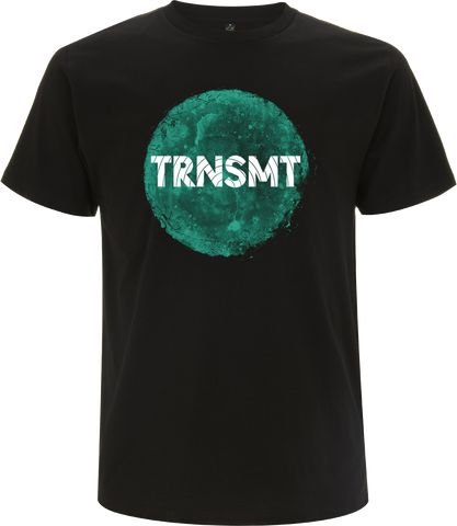 'TRNSMT 2017 Friday Event' Men's Black T-Shirt
