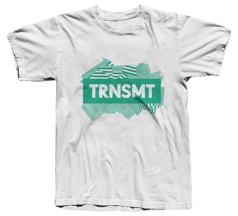 TRNSMT 2018 FRI 29 JUNE DAY EVENT T-SHIRT (WHITE)