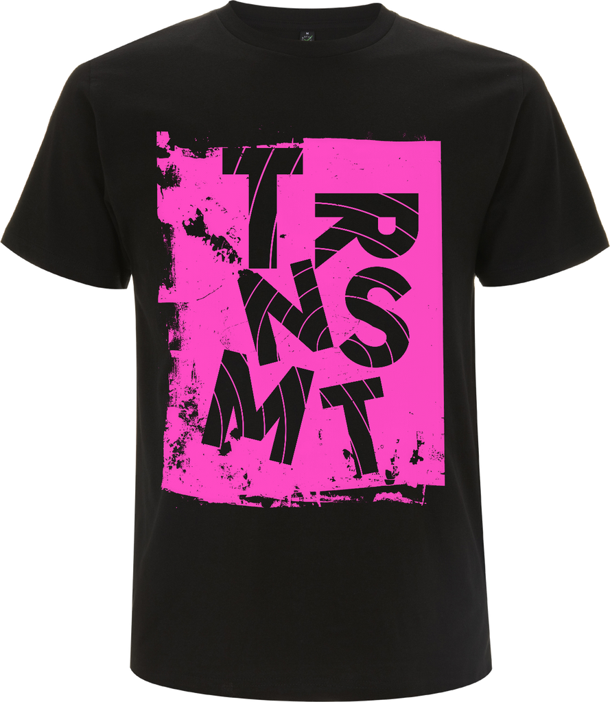 'TRNSMT 2017 Saturday Event' Men's Black T-Shirt