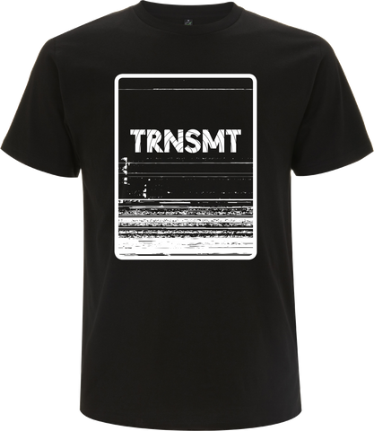 'TRNSMT 2017 Sunday Event' Men's Black T-Shirt