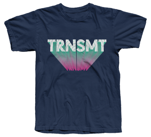 TRNSMT 2018 FULL EVENT T-SHIRT (BLUE)