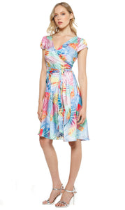 De Armas Wrap Dress - HIRE