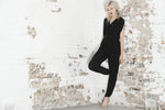 Jumpsuit / Pantsuit - Black