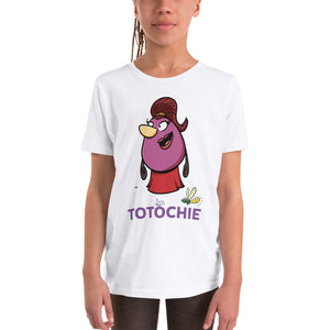 Youth Short Sleeve T-Shirt - Totochie's Aunt