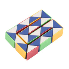 Snake Magic 3D Cube Puzzle