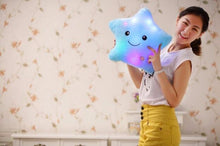 Luminous Plush LED Pillow