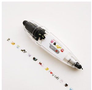 Kawaii Animals Correction Tape