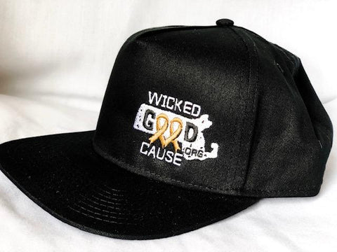 Go Wicked Gold Trucker Hat 2020