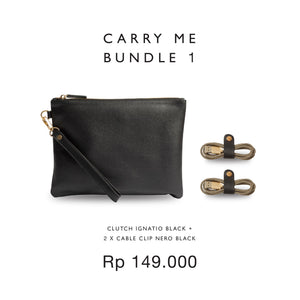 Carry Me Bundle 1 Under 150K - available in other colors - Stefan Severin Everyday Lifestyle Goods