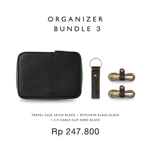 Organizer Bundle 3 Under 250K - available in other colors - Stefan Severin Everyday Lifestyle Goods