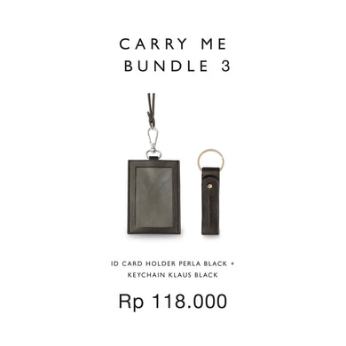 Carry Me Bundle 3 Under 150K - available in other colors - Stefan Severin Everyday Lifestyle Goods
