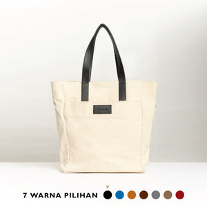 Torre Tote Bag Canvas / Tas Kanvas
