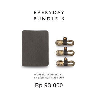 Everyday Bundle 3 Under 100K - available in other colors - Stefan Severin Everyday Lifestyle Goods