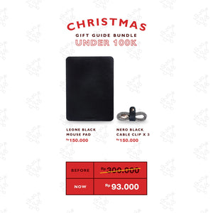 Gift Bundle 3 Black - Under 100K