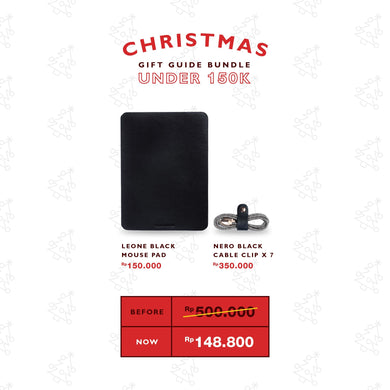 Gift Bundle 3 Black - Under 150K