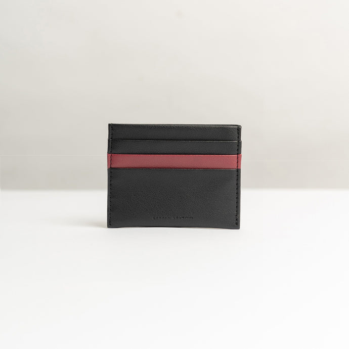 Javier Card Holder Tri Color / Dompet Kartu