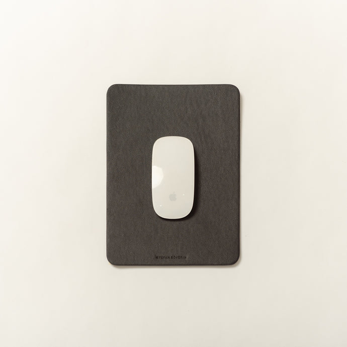 Mouse Pad Leone Black - Stefan Severin Everyday Lifestyle Goods