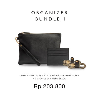 Organizer Bundle 1 Under 250K - available in other colors - Stefan Severin Everyday Lifestyle Goods