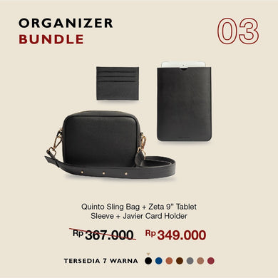 Organizer Bundle 3 - Under 250K - Available in Other Colours
