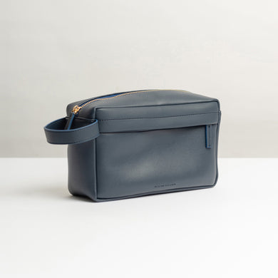 Dopp Kit Bag Rocco Blue - Stefan Severin Everyday Lifestyle Goods