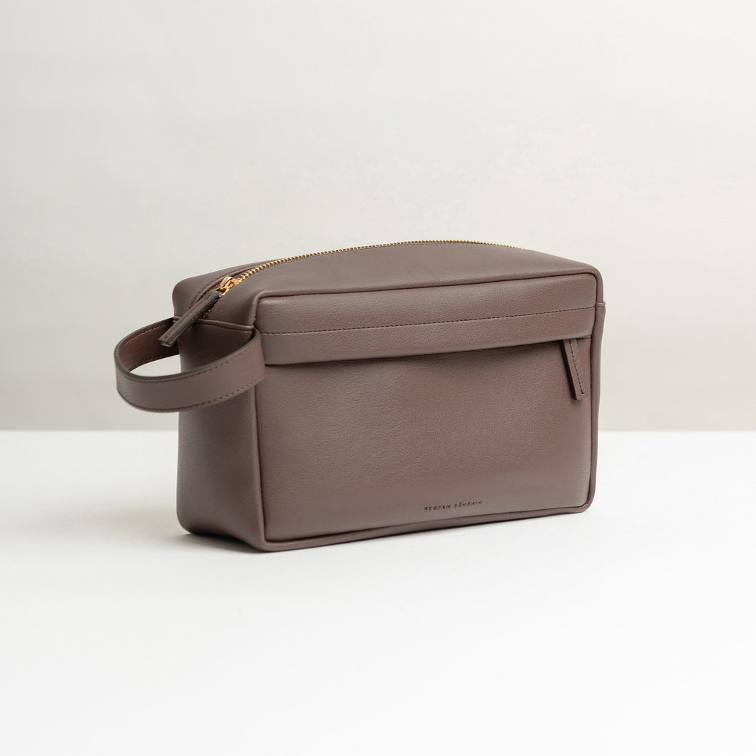 Dopp Kit Bag Rocco Coffee - Stefan Severin Everyday Lifestyle Goods