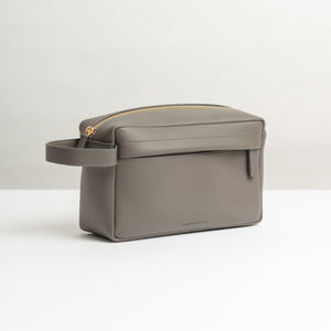 Dopp Kit Bag Rocco Grey - Stefan Severin Everyday Lifestyle Goods