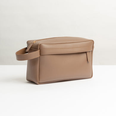 Dopp Kit Bag Rocco Hazel - Stefan Severin Everyday Lifestyle Goods