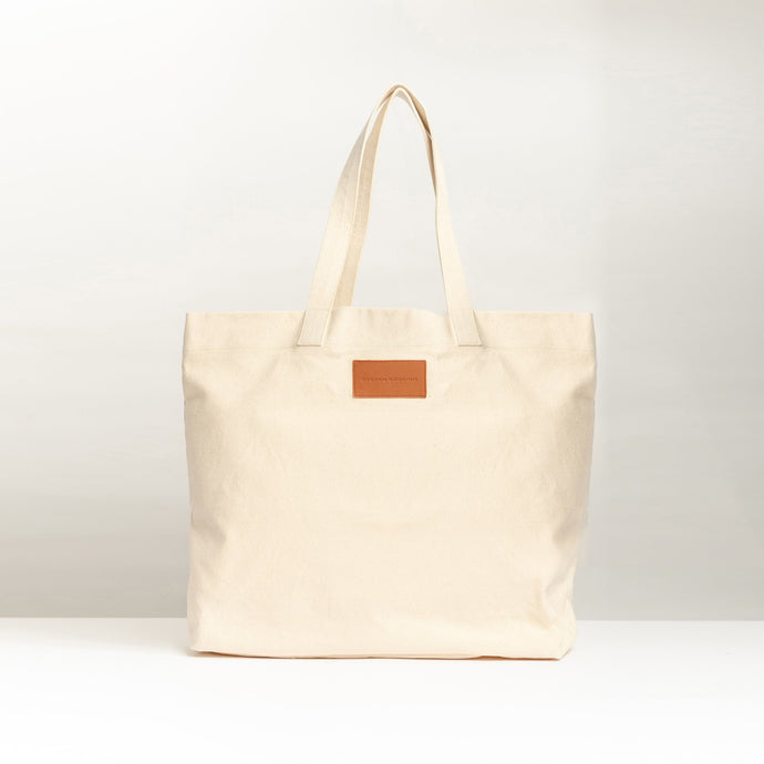 Ultimo Shopping Bag Canvas / Tas Belanja Kanvas