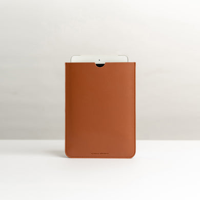 Tablet Sleeve Zeta Brown - Stefan Severin Everyday Lifestyle Goods