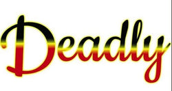 Deadly Coloured Vinyl Car Sticker - Jdl Stickers and Stuff