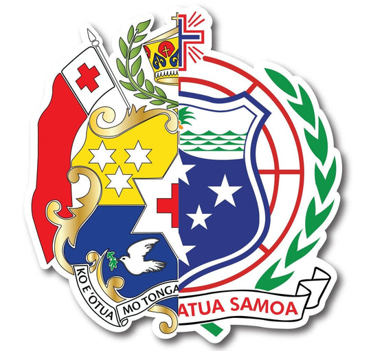 Tonga and Samoa Combined Shield