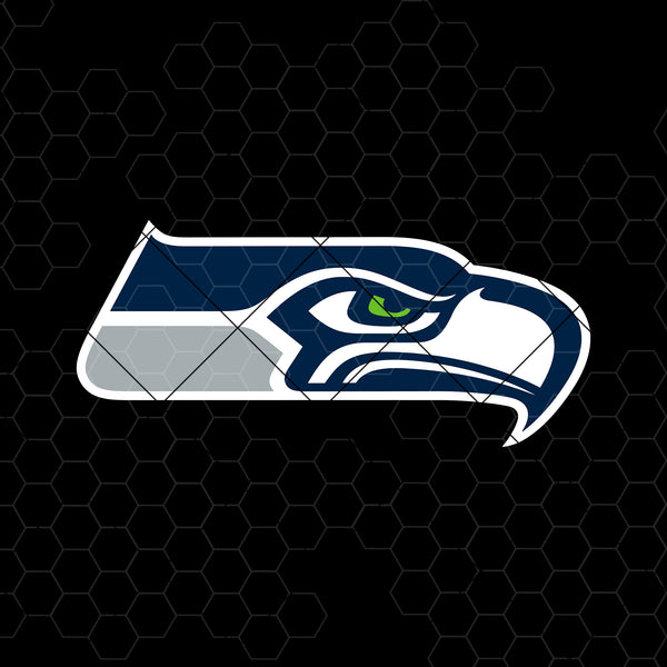 Seattle Seahawks Digital Cut Files Svg, Dxf, Eps, Png, Cricut Vector, Digital Cut Files Download