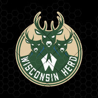Wisconsin Herd Digital Cut Files Svg, Dxf, Eps, Png, Cricut Vector, Digital Cut Files Download