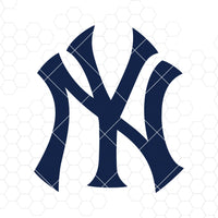 New York Yankees Digital Cut Files Svg, Dxf, Eps, Png, Cricut Vector, Digital Cut Files Download