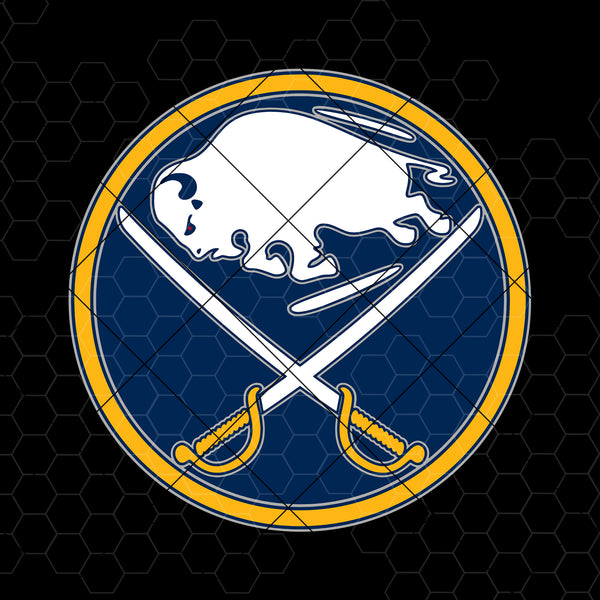 Buffalo Sabres Digital Cut Files Svg, Dxf, Eps, Png, Cricut Vector, Digital Cut Files Download
