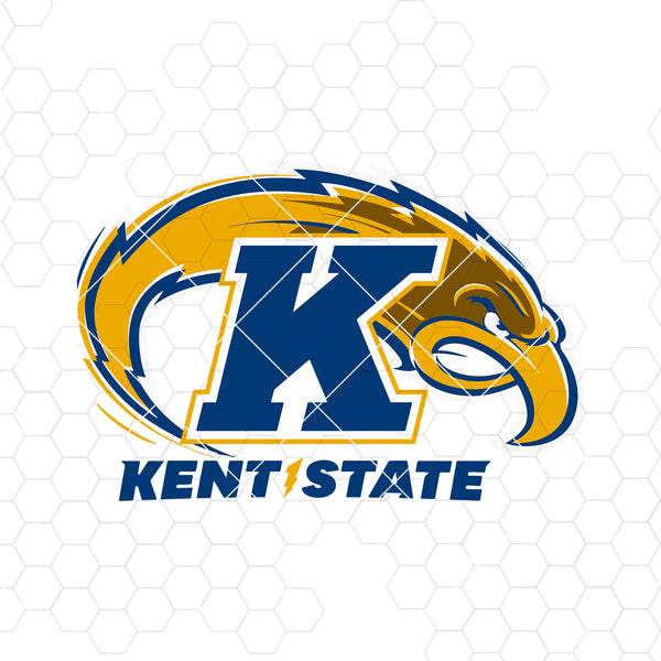 Kent State Digital Cut Files Svg, Dxf, Eps, Png, Cricut Vector, Digital Cut Files Download