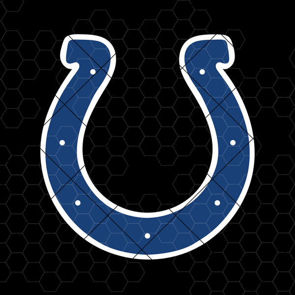 Indianapolis Colts Digital Cut Files Svg, Dxf, Eps, Png, Cricut Vector, Digital Cut Files Download