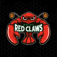 Maine Red Claws Digital Cut Files Svg, Dxf, Eps, Png, Cricut Vector, Digital Cut Files Download