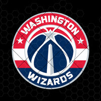 Washington Wizards Digital Cut Files Svg, Dxf, Eps, Png, Cricut Vector, Digital Cut Files Download