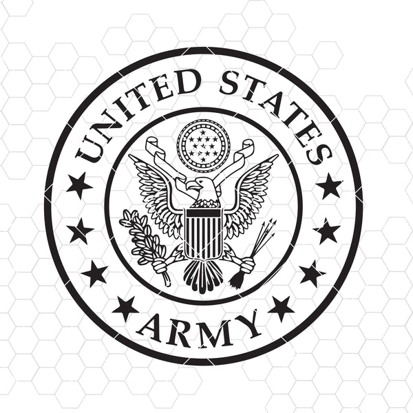 Us army emblem svg. US army emblem svg cut. Symbol us army svg. US army day. US army emblem svg.