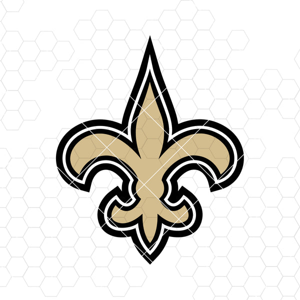 New Orleans Saints Digital Cut Files Svg, Dxf, Eps, Png, Cricut Vector, Digital Cut Files Download