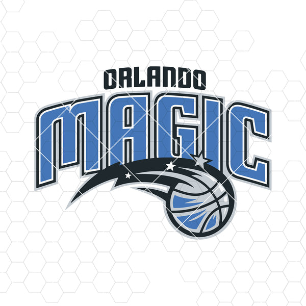Orlando Magic Digital Cut Files Svg, Dxf, Eps, Png, Cricut Vector, Digital Cut Files Download